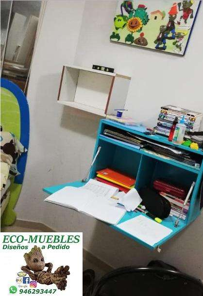 <strong>escritorio</strong> Estantería Plegable. Envío e Instalación Incluídos