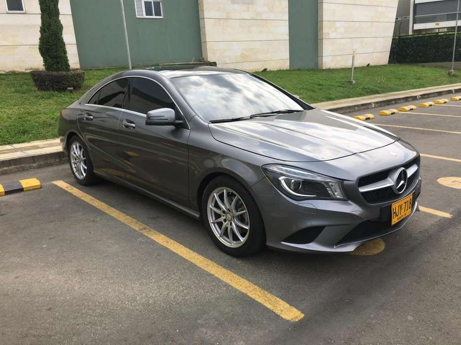 <strong>mercedes-benz</strong> Clase CLA 2014 - 19500 km