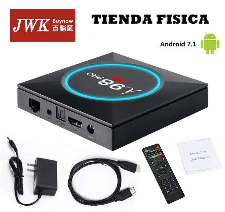 Android Tv Box I98 Pro 2gb Ram 16gb Rom Jwk