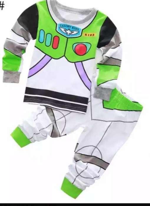 Pijama Buzz Lightyear Toy Story