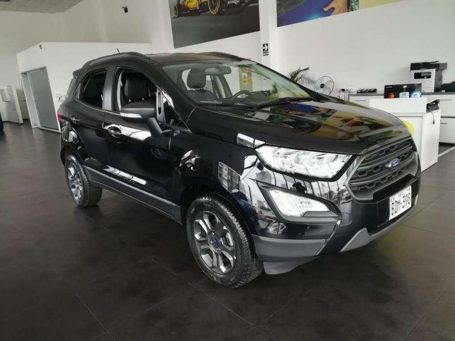 Ford Ecosport 2017 - 8012 km