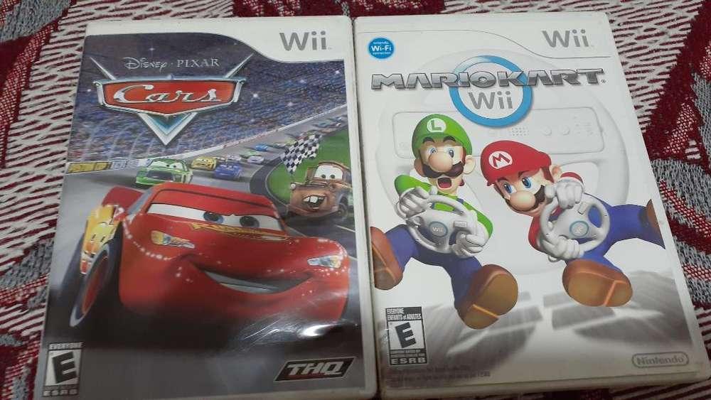 Dos Juegos Wii