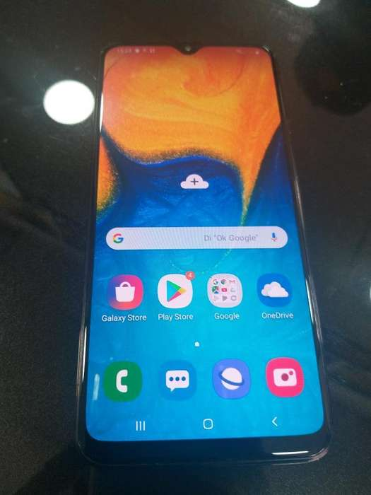 Samsung A20 Perfecto Estado
