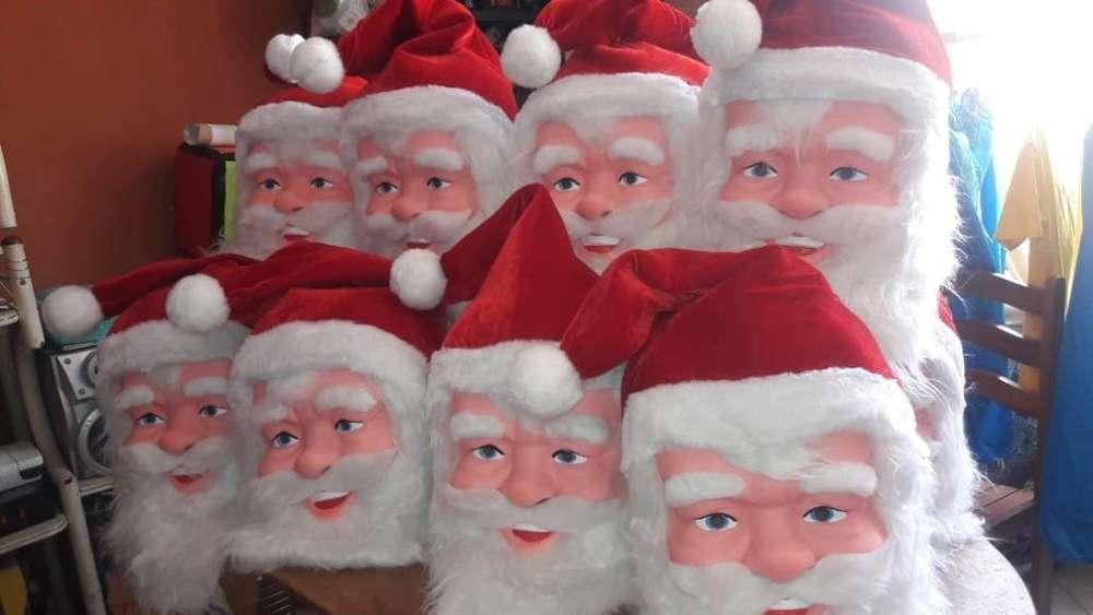 Alquiler Muñeco Papá Noel