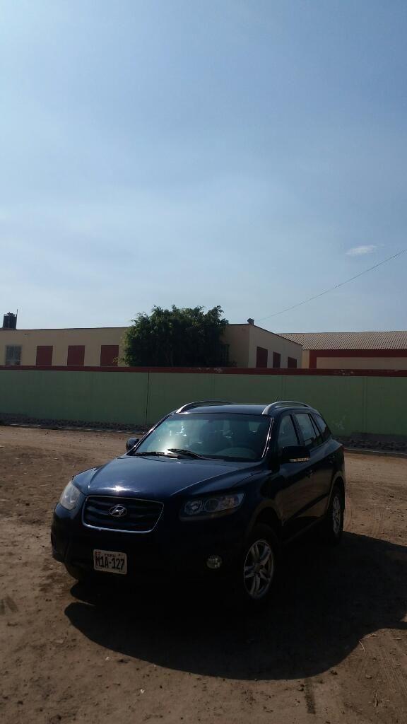 Hyundai Santa Fe 4x4 Ful Equipo