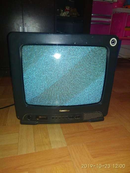 Tv <strong>televisor</strong> 14 Pulgadas Funcionando