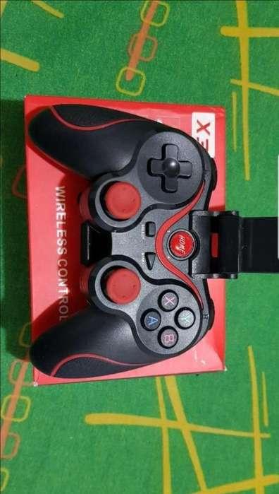 Gamepad Control Bluetooth para Juegos