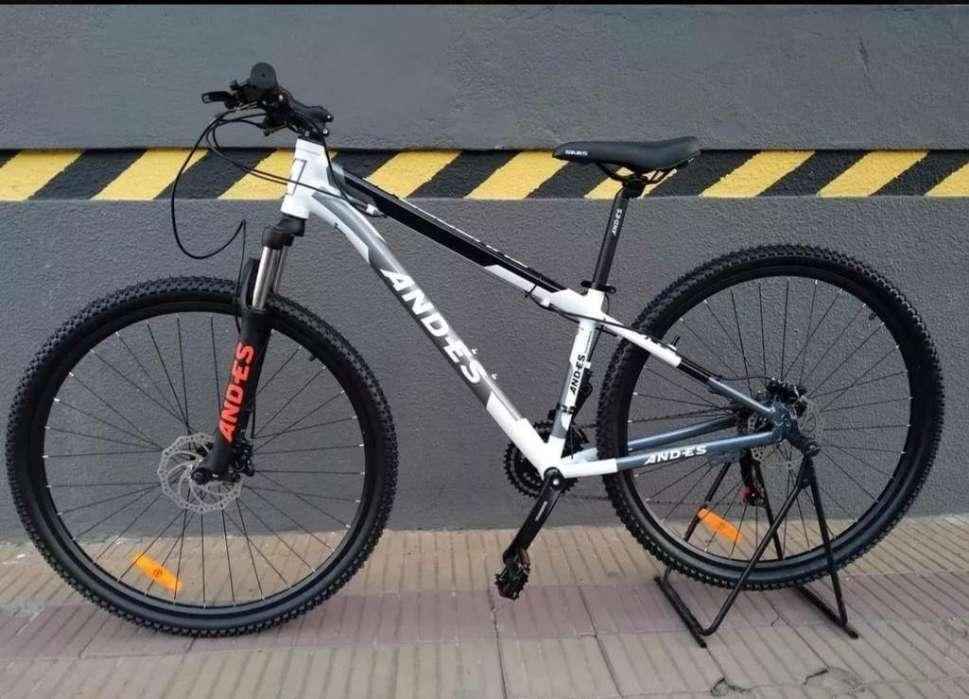 Bici Mtb 29 Nueva Aluminio Freno a Disco