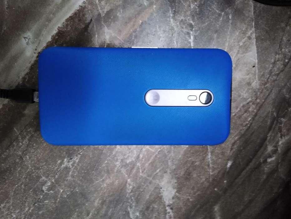 Motorola G3 en Buenas Condiciones