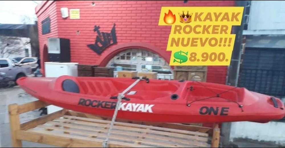 Kayak Rocker Nuevo!!!