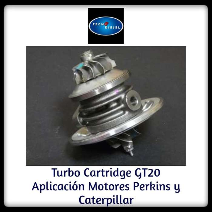 CARTRIDGE GT20 PERKINS Y CATERPILLAR