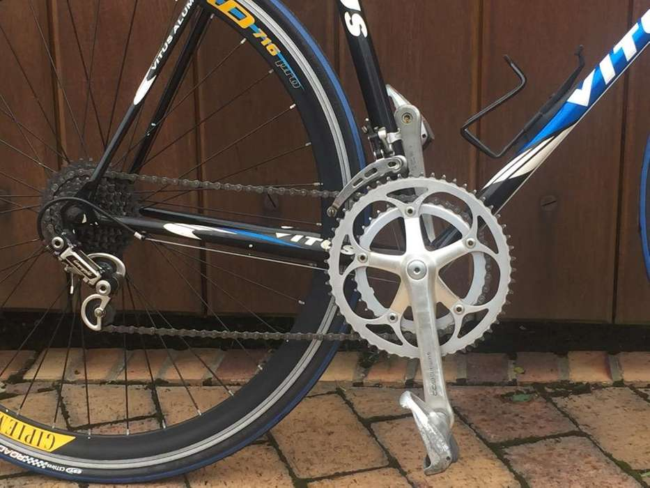 Bici Vitus Carbono Y Aluminio No. 54