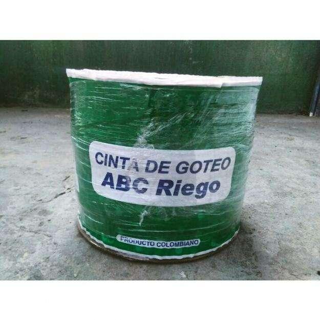 CINTA DE GOTEO ABC Riego