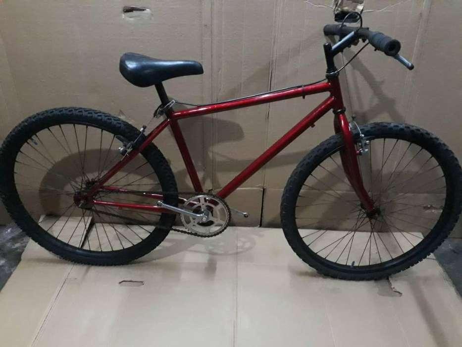 Bicicletas Todo Terreno Sin Cambios R26
