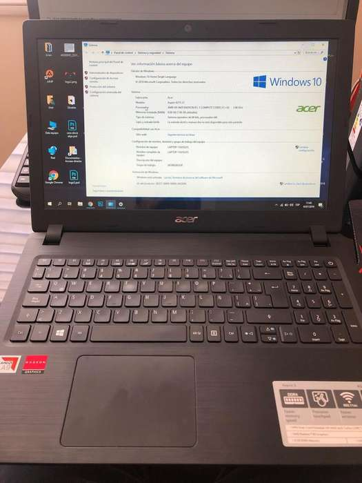 Laptop ACER AMD A9 - 9420 Radeon R5