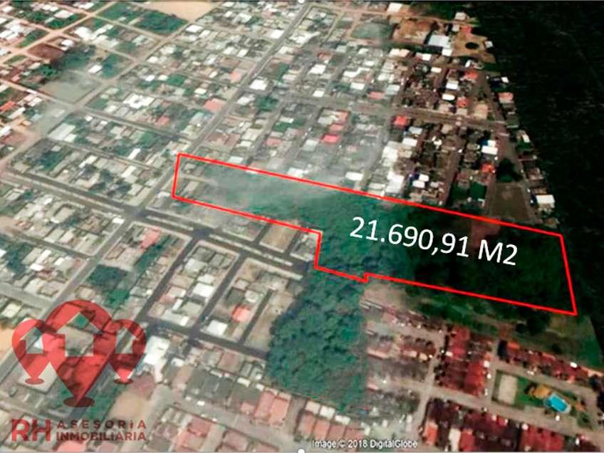 TERRENO/MACRO LOTE DE 21.620.91 M2 AL SUR DE MACHALA 502COD