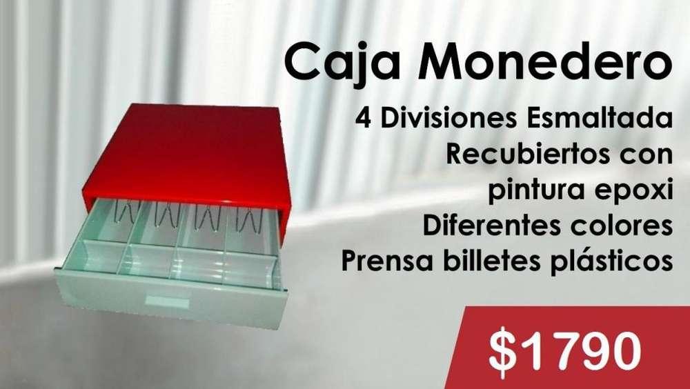 CAJA MONEDERO