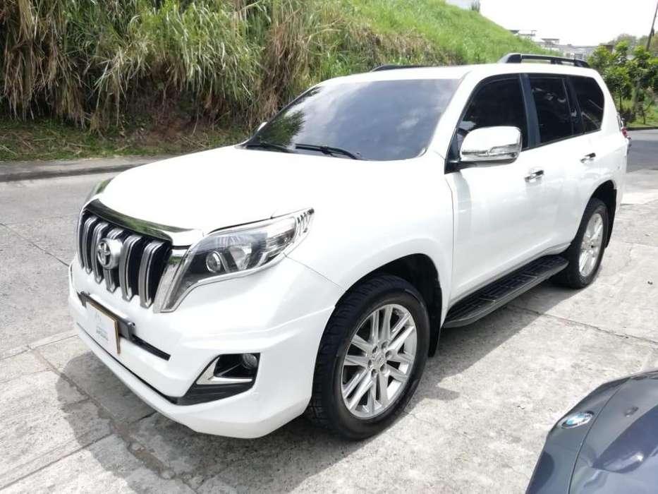 Toyota Prado 2013 - 120000 km