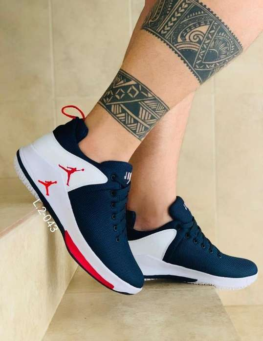 Zapato Bota Botin Jordan