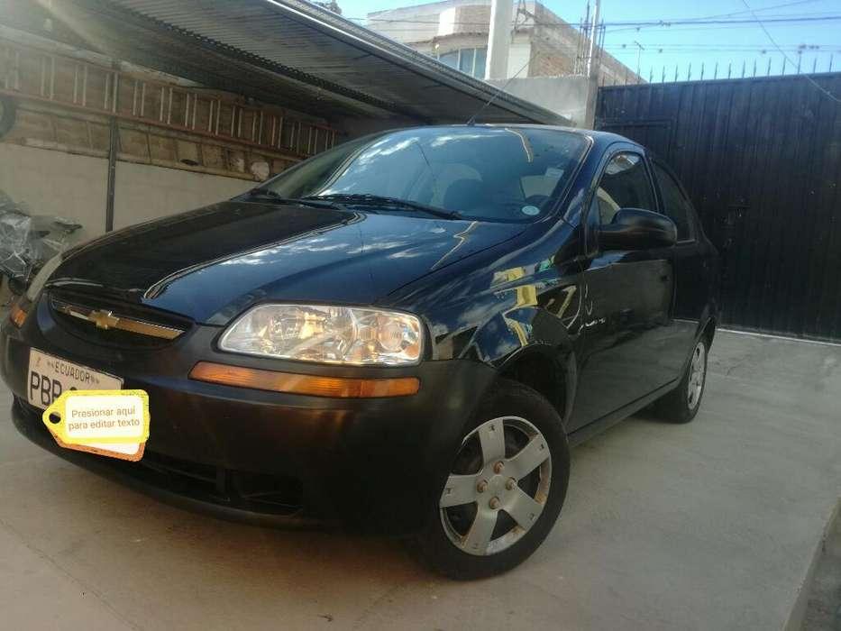 Chevrolet Aveo Family 2013 - 105000 km