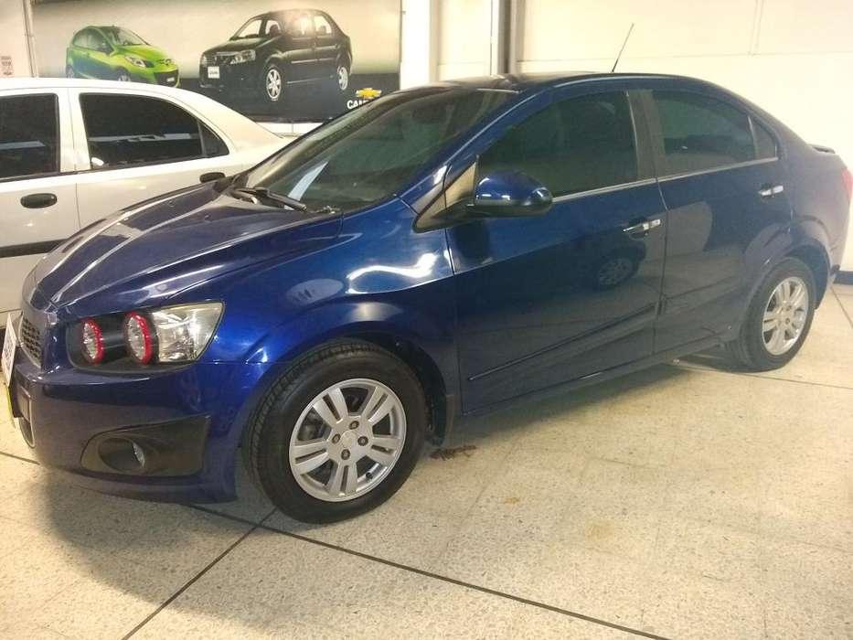Chevrolet Sonic 2013 - 100 km