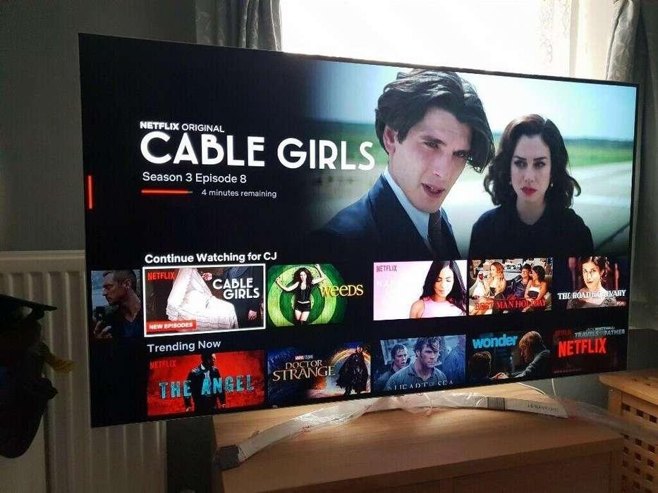 se vende hermoso tv nuevo para extrenar de 50'' led smart tv full ultra hd marca LG