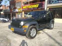 Jeep Liberty 4x4 Turbo Diesel 2.8