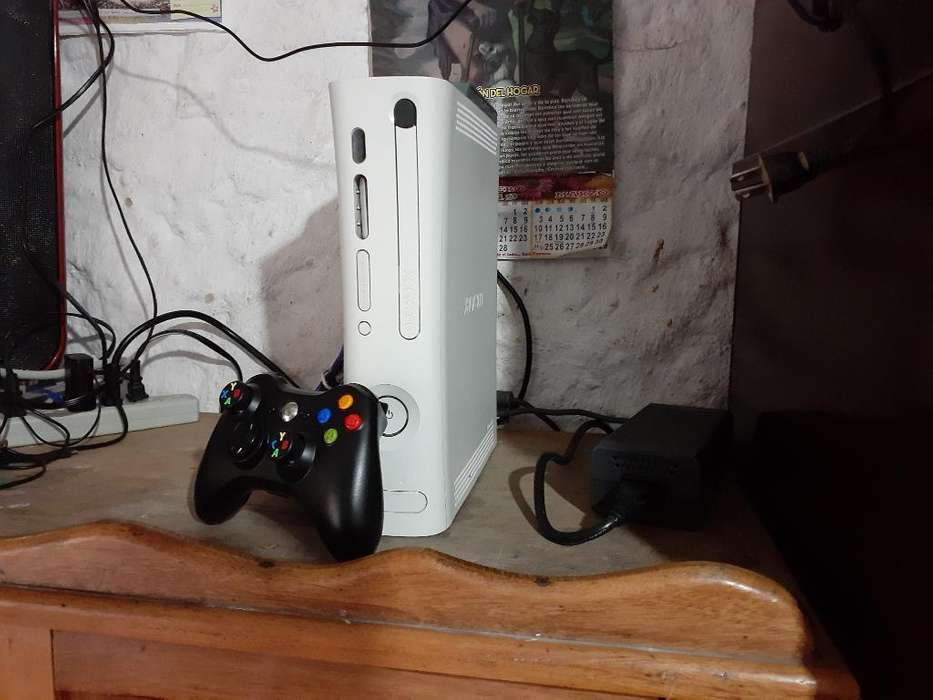 Se Vende Xbox 360 en Muy Buen Estado