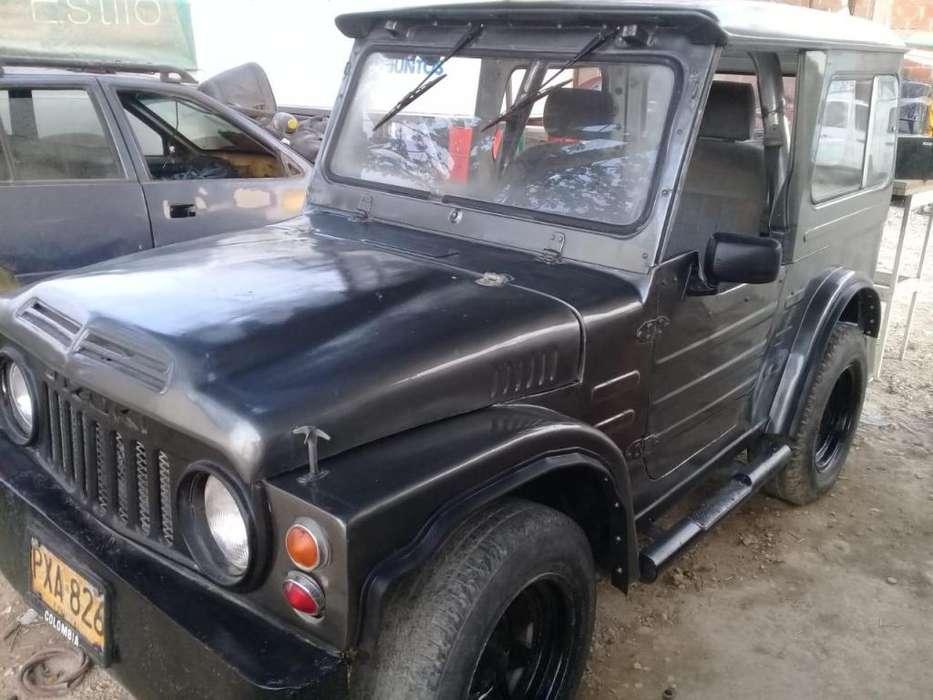 Suzuki LJ 1980 - 10000 km