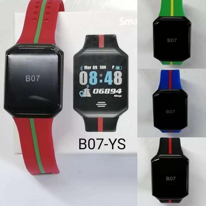 Mifree B07 Reloj Inteligente De Pulsera De