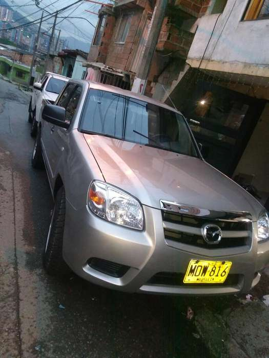 Mazda BT-50 2011 - 190000 km