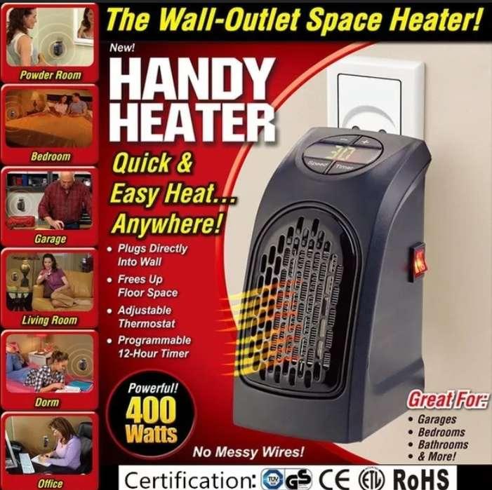 Calentador de hambiente Handy Heater personal