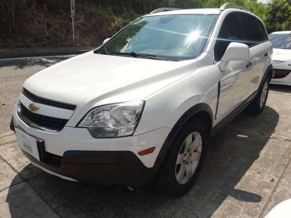 Chevrolet Captiva 2012 - 131000 km