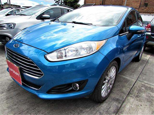 <strong>ford</strong> Fiesta  2014 - 54606 km