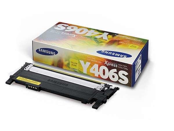 Toner Samsung Clt-y406s/xaa P/clp365/3305/410