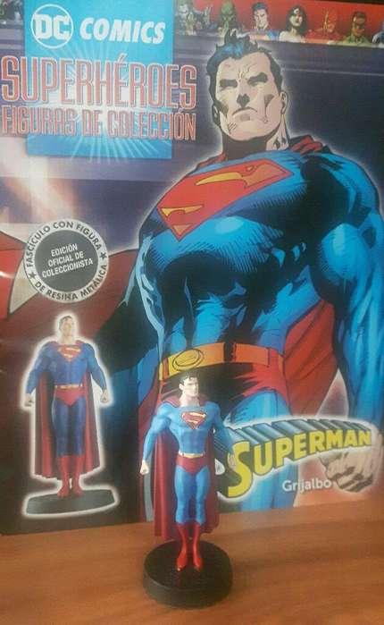 Figuras Dc Comics Nuevas con Faciculo