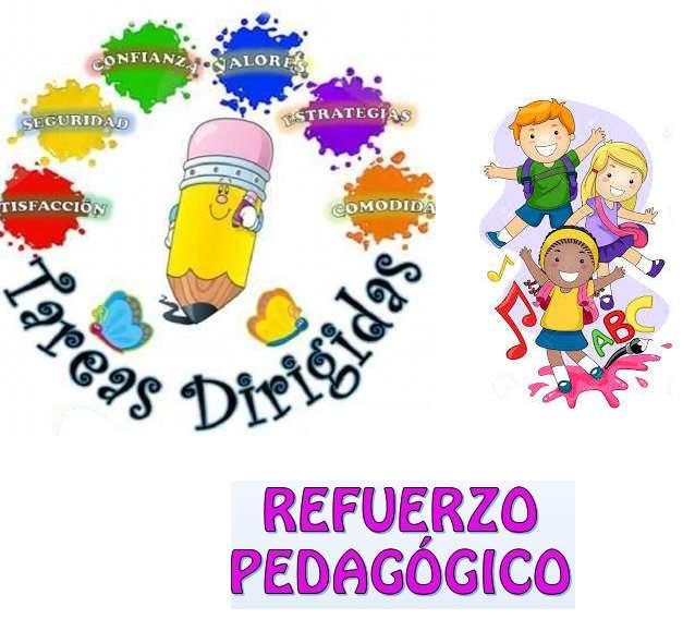 REFUERZO - TAREAS DIRIGIDAS