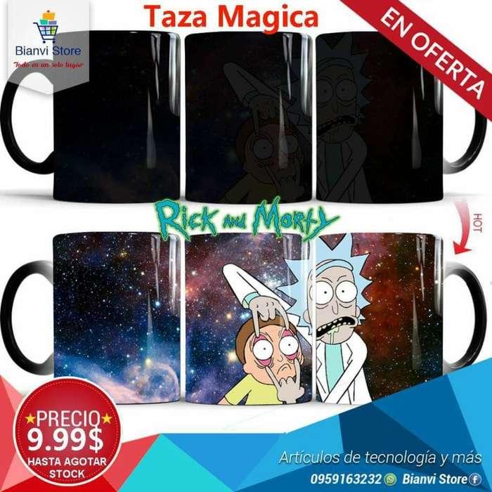 Taza de Rick Y Morty