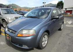 Chevrolet Aveo Ls 1.600