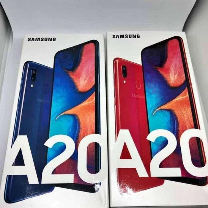 Samsung Galaxy A20 - Nuevos en Caja