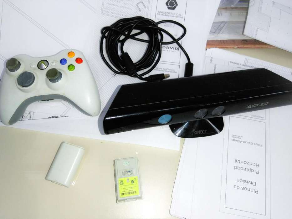 Control Xbox 360 Kinect