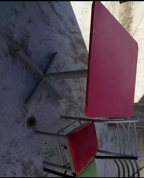 Mesas Y <strong>silla</strong>s; Módulo de Cobro