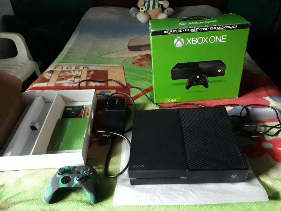 Ganga Xbox One
