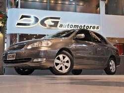 Toyota Corolla Seg 1.8n At  2006  Recibimos Menor