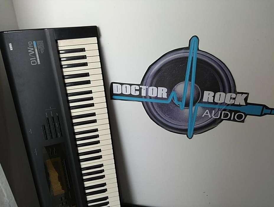 Sintetizador KORG 01/WFD