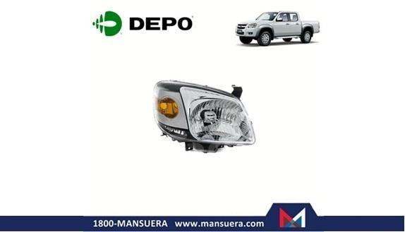 FARO DEPO DELANTERO RH MAZDA BT50