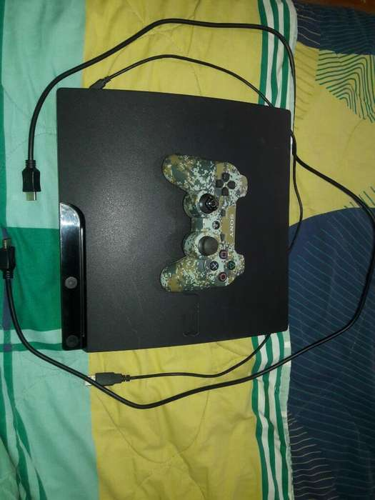 Vendo Play Station 3 Slim 160gb