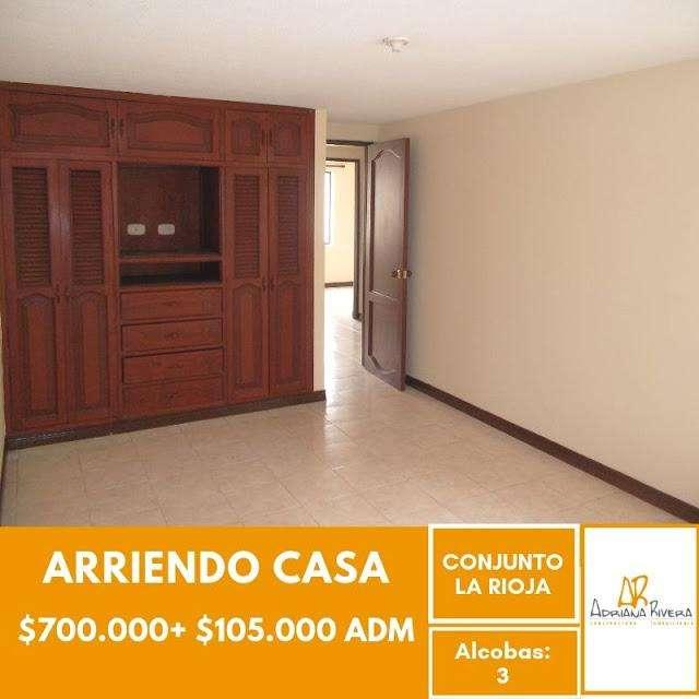 ARRIENDO DE CASA EN VARIANTE NORTE NORTE POPAYAN 742-301