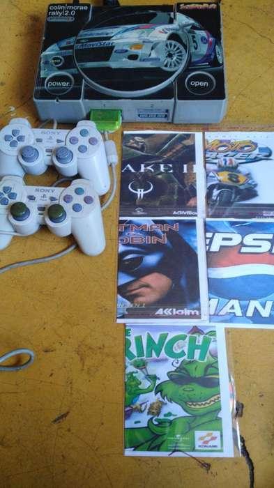 Playstation 1 Leyendo Copias 2 Controles