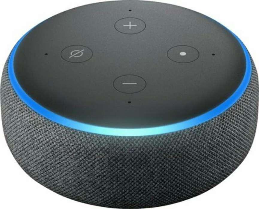 Amazon - Echo Dot (3rd Gen) - Smart Spea